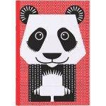 Cahier écriture Panda - Coq en Pâte