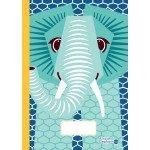 Cahier écriture Elephant - Coq en Pâte