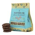 Biscuits double chocolat-noisette Bio - Rhythm 108