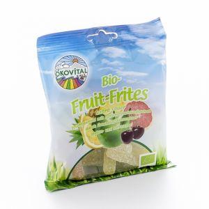Bonbons frites aux fruits Bio- Ökovital