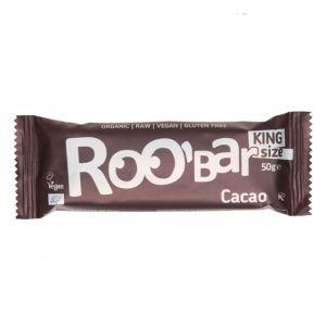 Barre crue Cacao Bio - Roo'bar