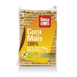 Galettes fines de maïs Bio - Lima