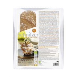 Baguette rustique Bio - Sans Gluten - Schnitzer
