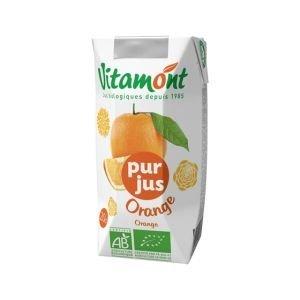 Jus d'orange pur jus Bio - Vitamont