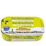 Filets de sardines à d'olive bio - Phare d'Eckmühl