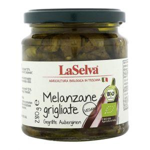 Aubergines grillées à l'huile Bio - La Selva