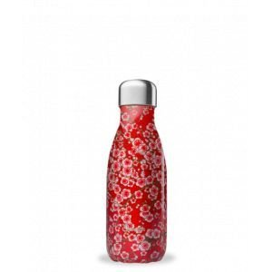 Bouteille inox iso FLOWERS 260 ml - Qwetch