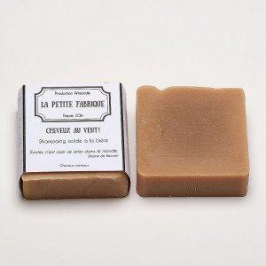 """Shampoing Solide """"Cheveux aux vents"""" - La Petite Fabrique"""