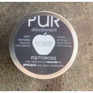 Déodorant pur 35 gr - Savonnerie du Verger
