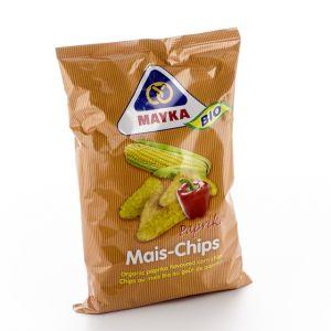 Chips de Maïs au Paprika Bio - Mayka