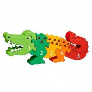 Puzzle crocodile - Zélio