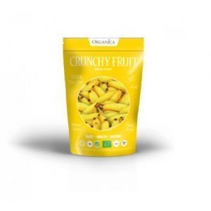 Crunchy fruit - Banane lyophilisé bio - Organica