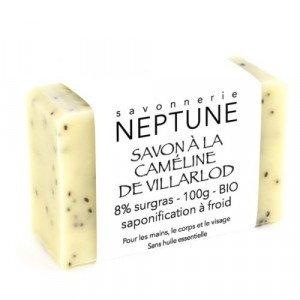 Savon à la caméline de Villarlod - Neptune