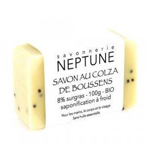 Savon au colza de Boussens - Neptune
