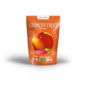 Crunchy fruit - Manque bio - Organica