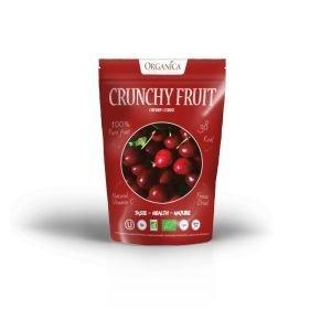 Crunchy fruit - Cerise lyophilisé bio - Organica