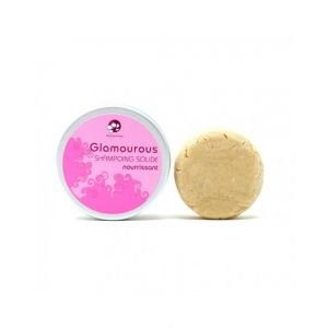 Shampoing Solide Glamourous Cheveux Secs format voyage - Pachamamaï