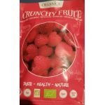 Crunchy fruit - Framboise lyophilisée bio - Organica