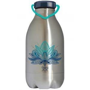 Bouteille Daily Lotus - Inox - 450ml - GaspaJOE