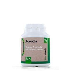 Acérola BIO 120 gélules végétales 250mg