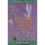 38 Huiles Essentielles pour le Bien-être des Enfants - Françoise Elliott