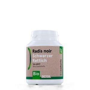 Radis noir BIO 120 gélules 250 mg
