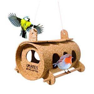 La Table des Oiseaux - mangeoire à monter - Graines de Découvertes
