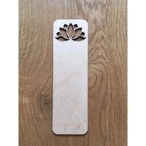 Marque-pages - Fleur de lotus - En dehors du cadre