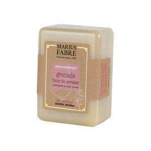 Savonnette 150 g - Fleur de cerisier et grenade au beurre de karité - Marius Fabre
