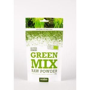 Green mix en poudre - Bio - 200 g - Purasana