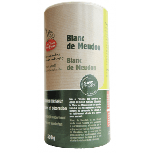 Blanc de Meudon, 500 gr