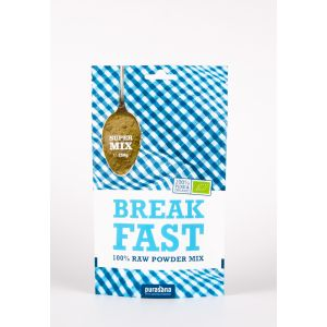 Poudre Mix Petit-déjeuner - Bio - 250 g - Purasana