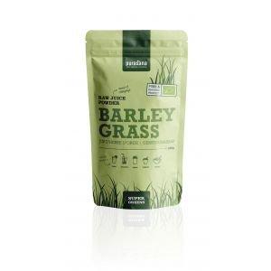 Poudre de jus d'herbe d'orge - Bio - 200 g - Purasana