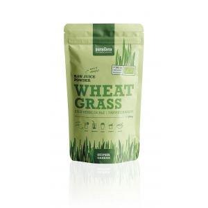 Poudre de jus d'herbe de blé - Bio - 200 g - Purasana