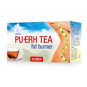 Thé Pu-erh - 20 sachets d'infusion - 36 g - Purasana