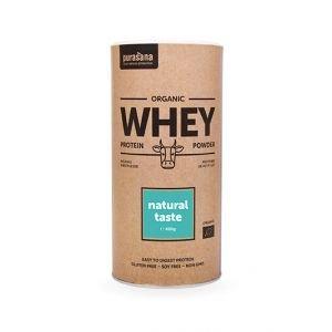 Poudre de protéines de petit-lait - naturel - Bio - 400 g - Purasana