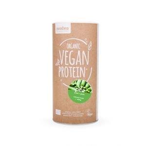Poudre de protéines végétales pois - nature - Bio - 400 g - Purasana