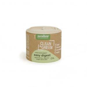Clean & Green - Digestion - Bio - 90 caps. - Purasana