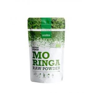 Poudre de Moringa - Bio - 200 g - Purasana