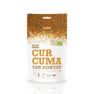 Poudre de Curcuma - Bio - 200 g - Purasana