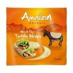 Tortillas de blé classique Bio - Amaizin