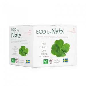 Naty coussinets d'allaitement - 30 pcs