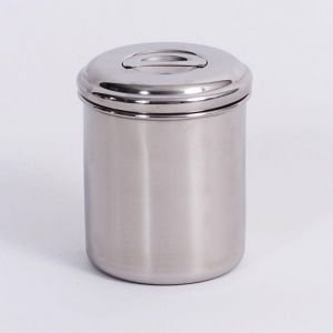 Boîte cylindrique 1 l - Onyx