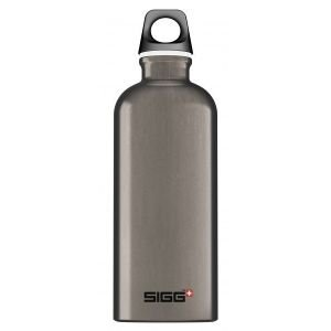 Gourde traveller smoked pearl 1 L - SIGG