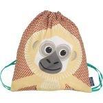 Sac à dos à coulisse - Gibbon - Coq en Pâte