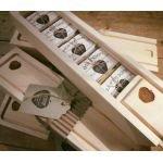 Coffret-plumier à savon en bois - Savonnerie du Verger