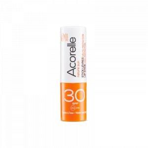 Stick Solaire lèvres - Bio - SPF 30 – 4 g - Acorelle
