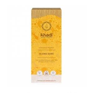 Teinture aux plantes BIO blond doré - Khadi