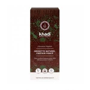 Teinture aux plantes BIO noisette naturel - Khadi