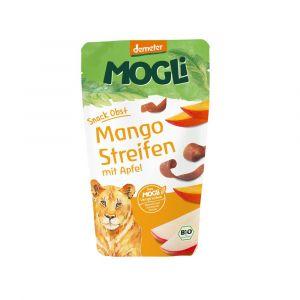 Lamelles de fruits mangue-pommes - Mogli